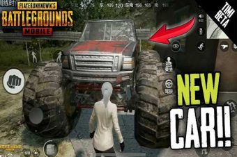 The New PUBG Mobile Update 0.19.0 Will Appear With A Monster Truck