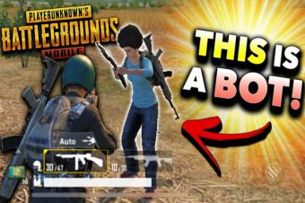 PUBG Mobile BOT And How To Recognize Them