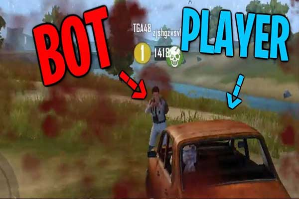 What is BOT in PUBG Mobile?