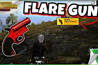Use Flare Gun Effectively To Get Airdrop Weapons