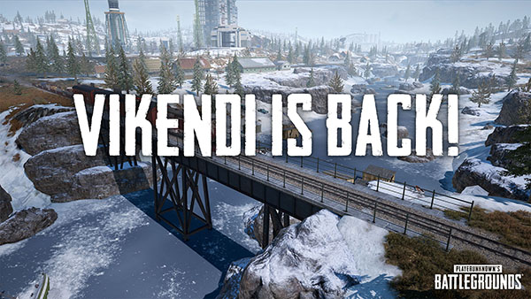 The return of Vikendi 2