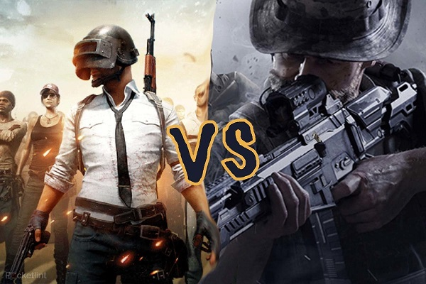 What Are The Resemblances Between COD Mobile and PUBG Mobile
